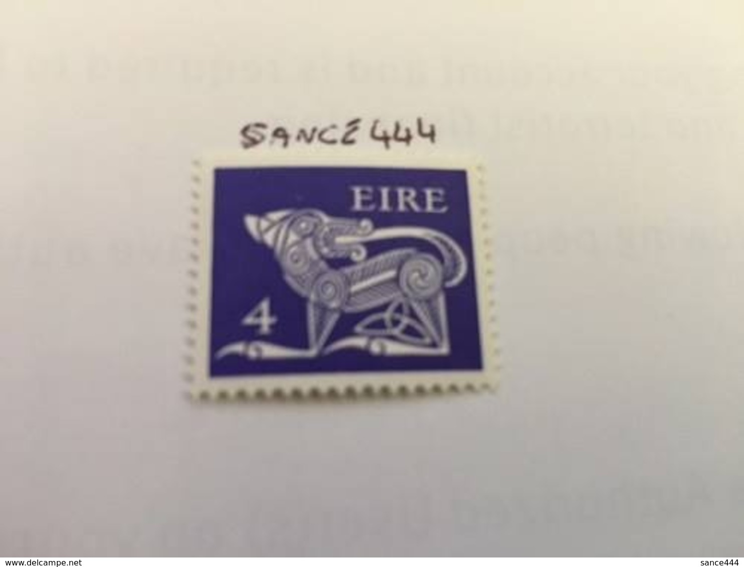 Ireland Definitives 4p Mnh 1971 - 1949-... Republic Of Ireland