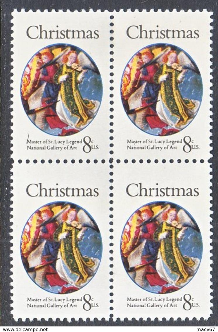 U.S. 1471     **    CHRISTMAS  ANGELS - Christmas