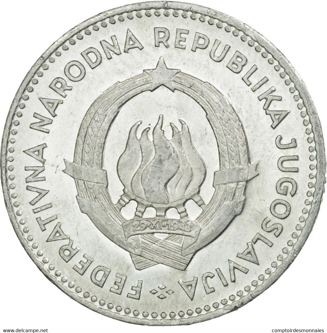 Monnaie, Yougoslavie, 50 Para, 1953, TTB, Aluminium, KM:29 - Joegoslavië