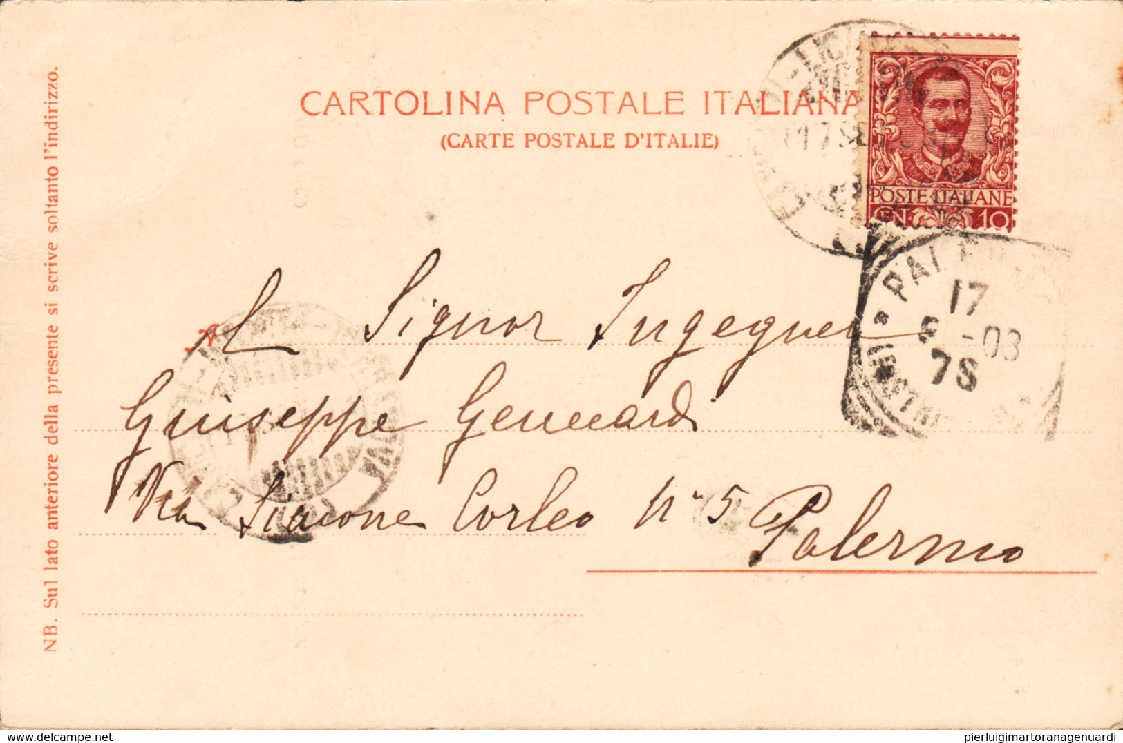12702 - Ravanusa - Corso Garibaldi (Agrigento) F - Agrigento