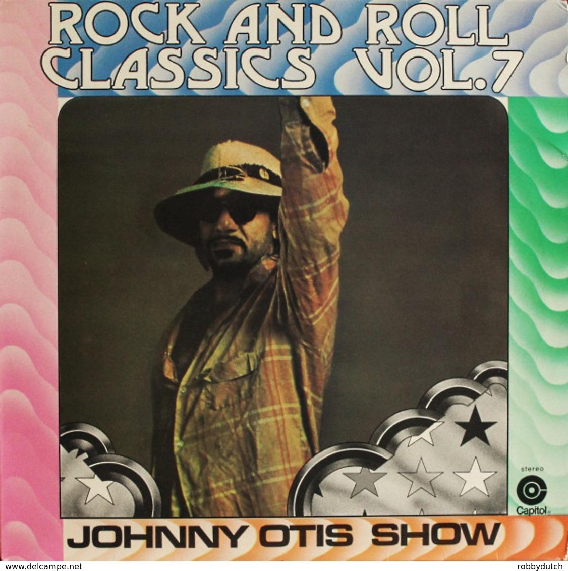 * LP * JOHNNY OTIS SHOW - ROCK AND ROLL CLASSICS VOL.7 (Holland EX!!!) - Rock