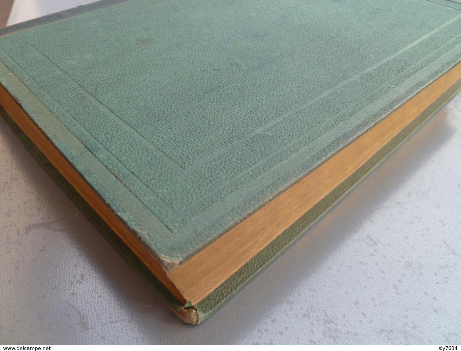 Fables De La Fontaine Illustrées Par GRANDVILLE  1859 - Livres, BD, Revues