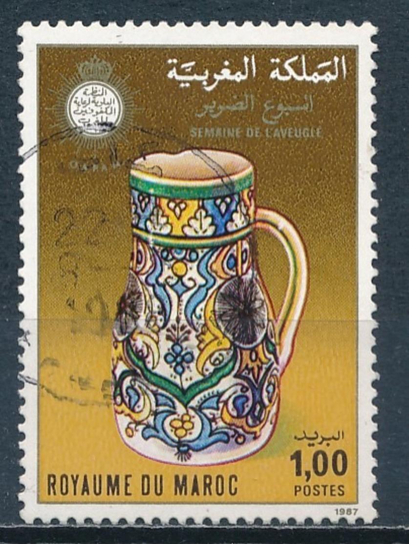 °°° MAROC - Y&T N°1030 - 1987 °°° - Morocco (1956-...)