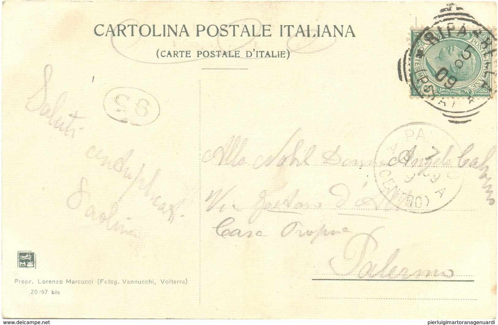 13227 - Riparbella - Via XX Settembre (Pisa) F - Pisa