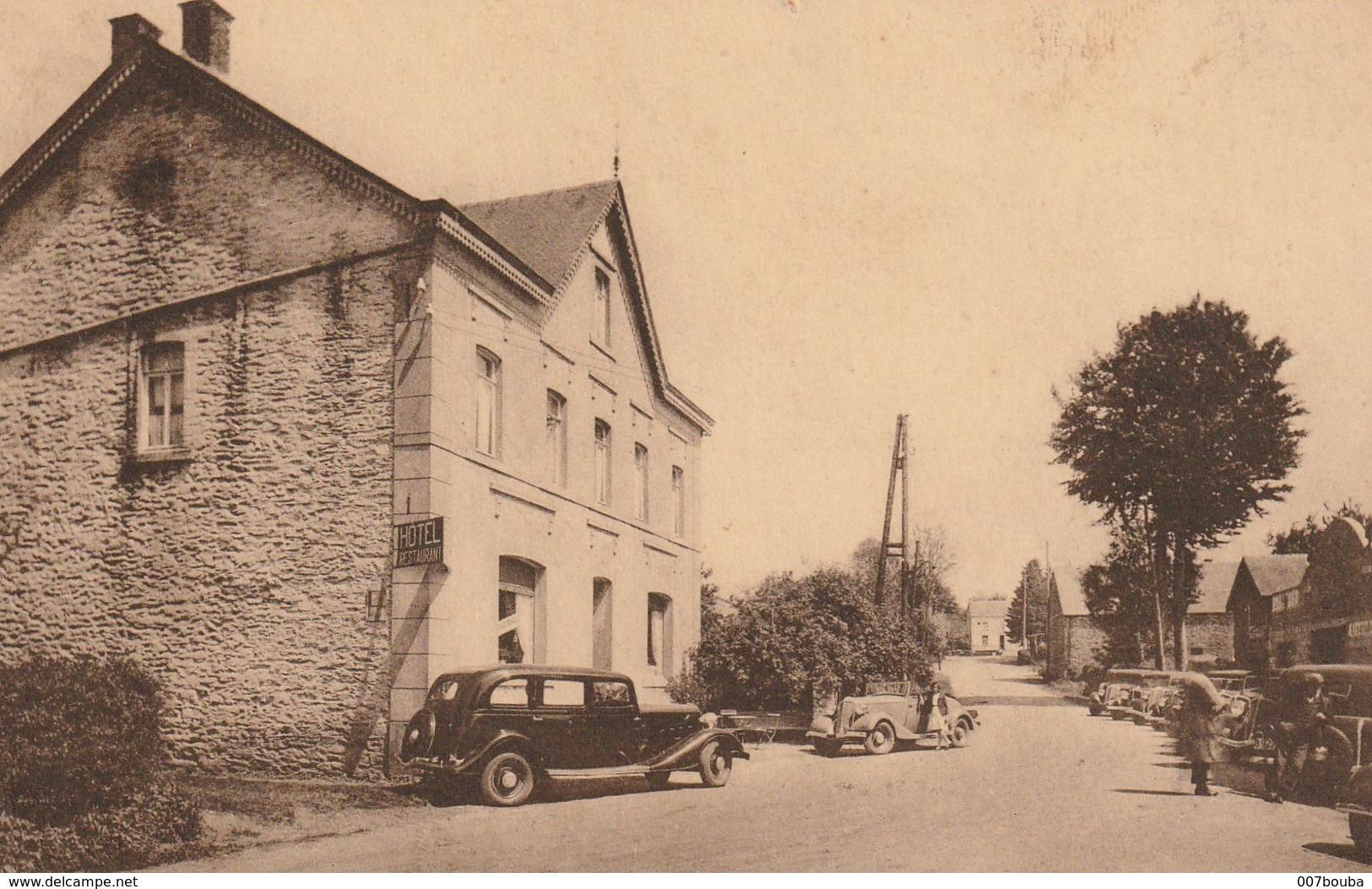 Libin - Hotel Duchêne Joris - Libin