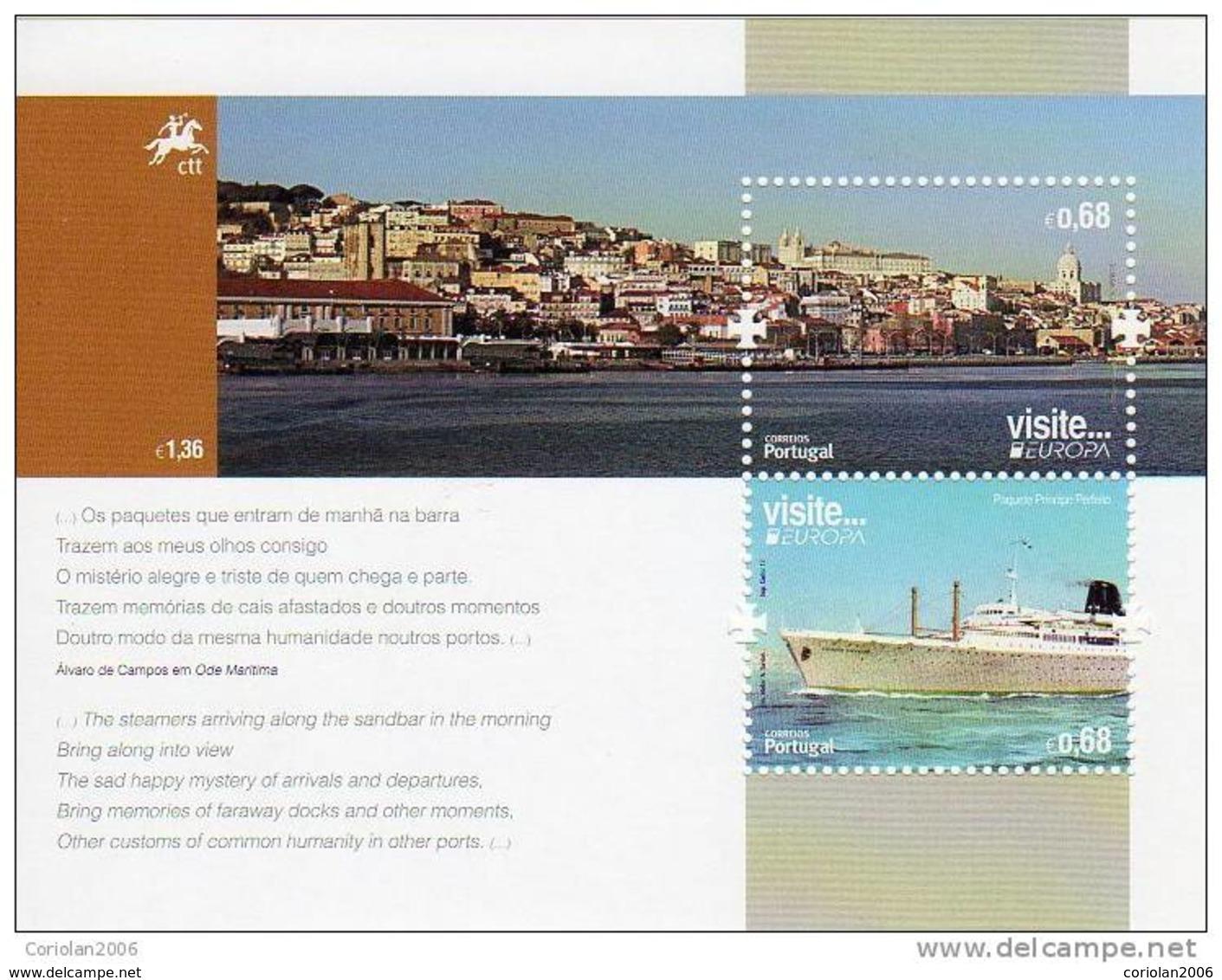 Portugal / Europa 2012 / S/S - 2012