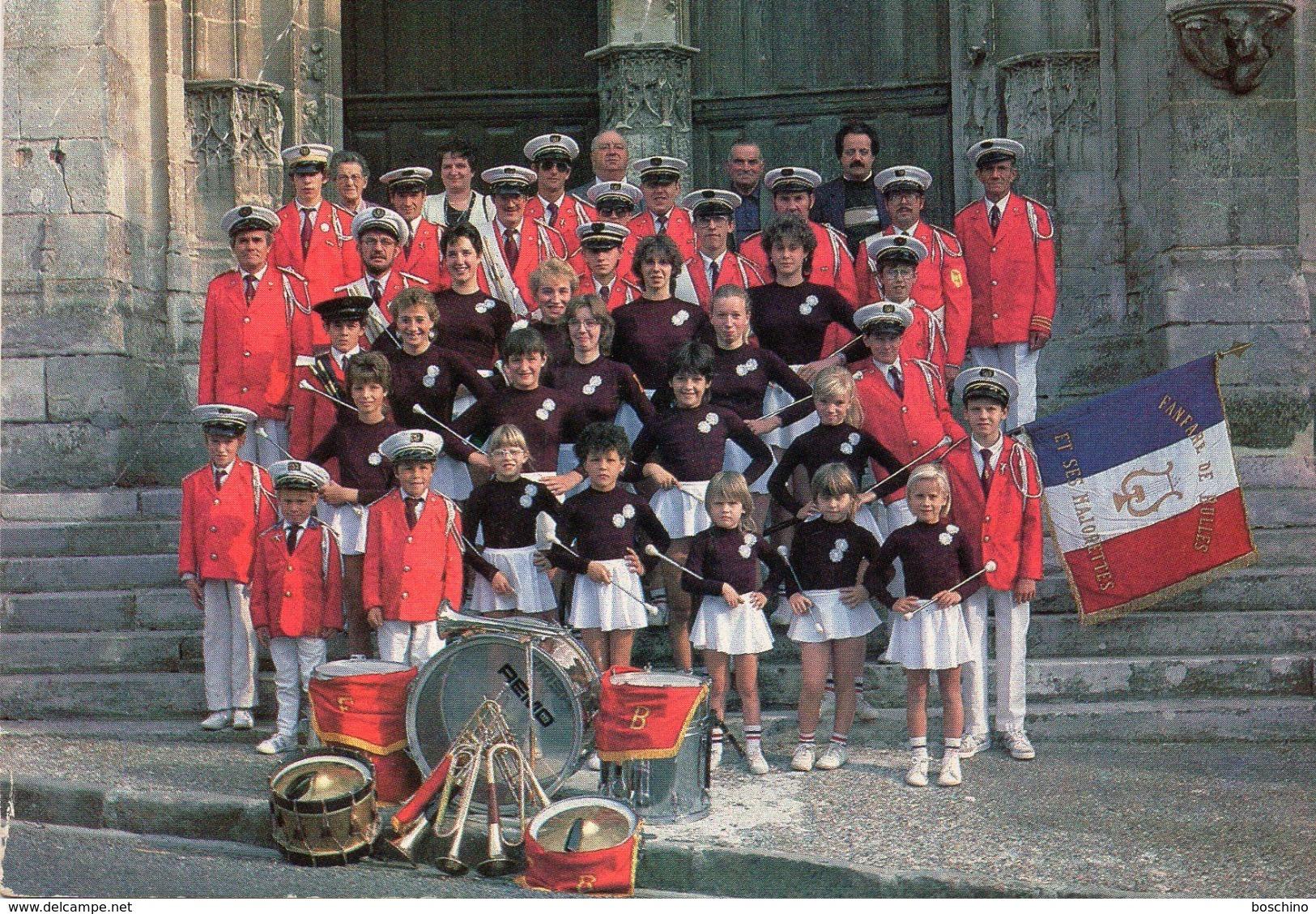 Bulles - La Fanfare Et Ses Majorettes - Frankreich