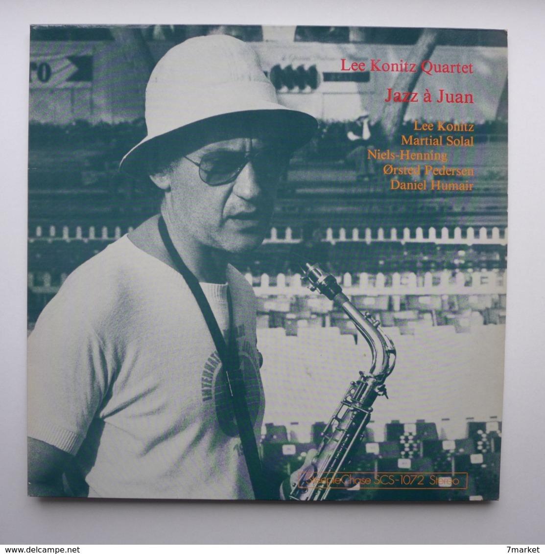 LP/ Lee Konitz Quartet - Jazz à Juan /  1974 - Jazz