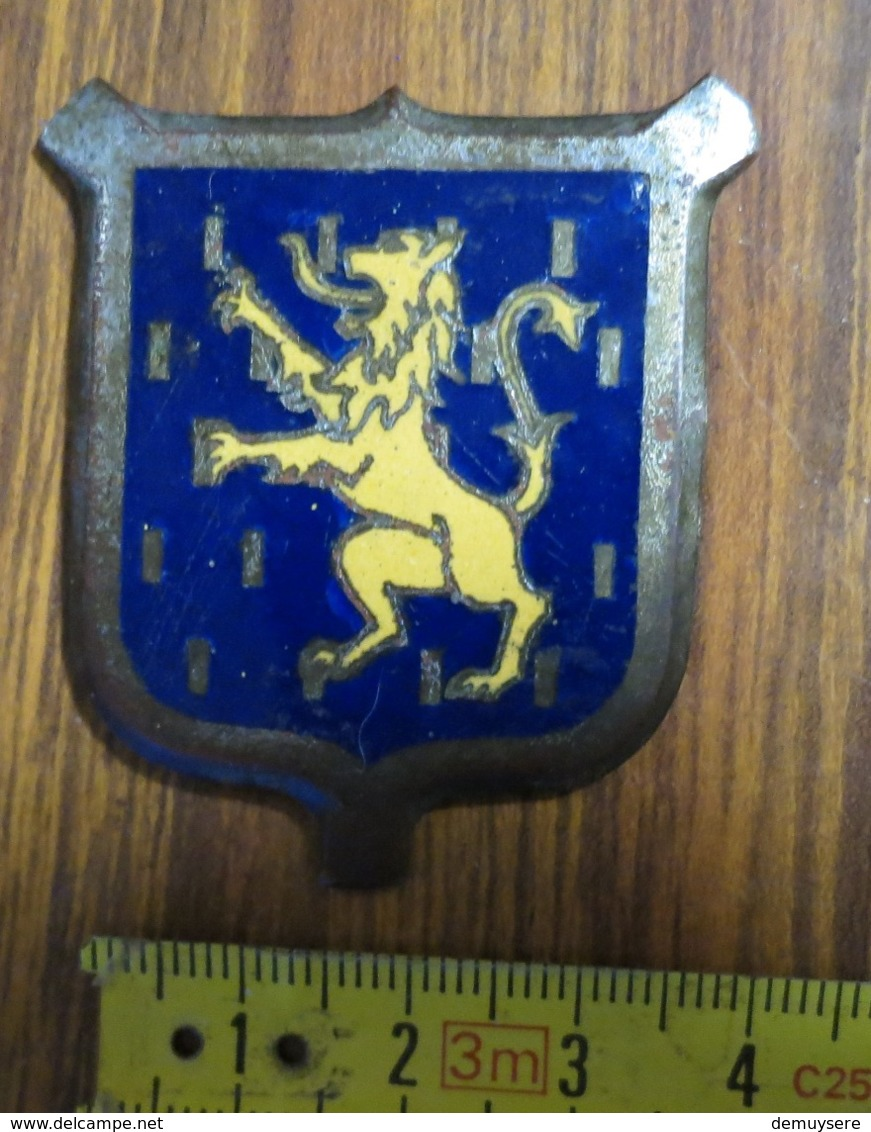 392 - Medaille - MANTEAU D'ARMES - LION - LEEUW - WAPENSCHILD - Spain