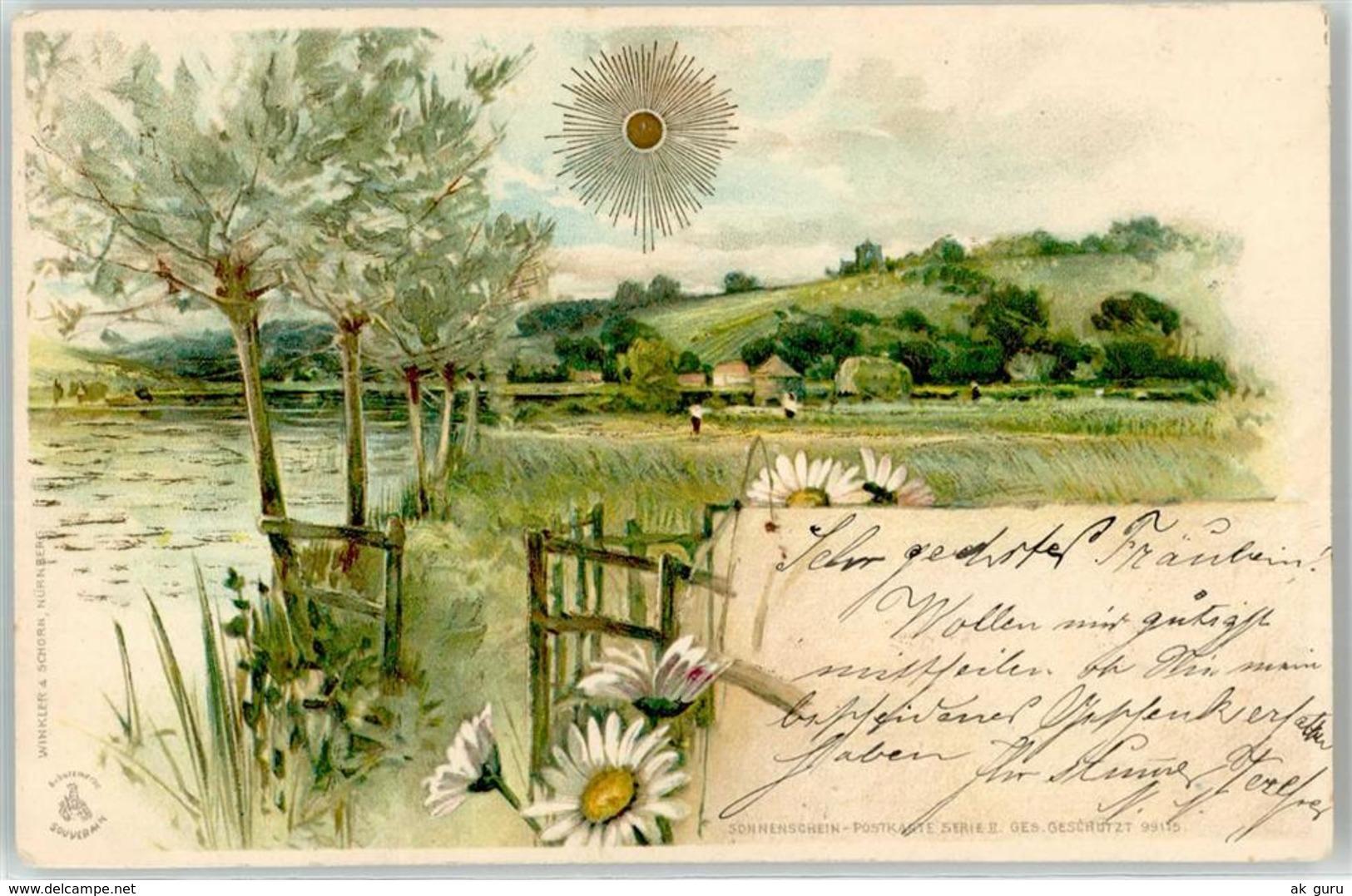 52808457 - Sonnenschein-Postkarte - Postales
