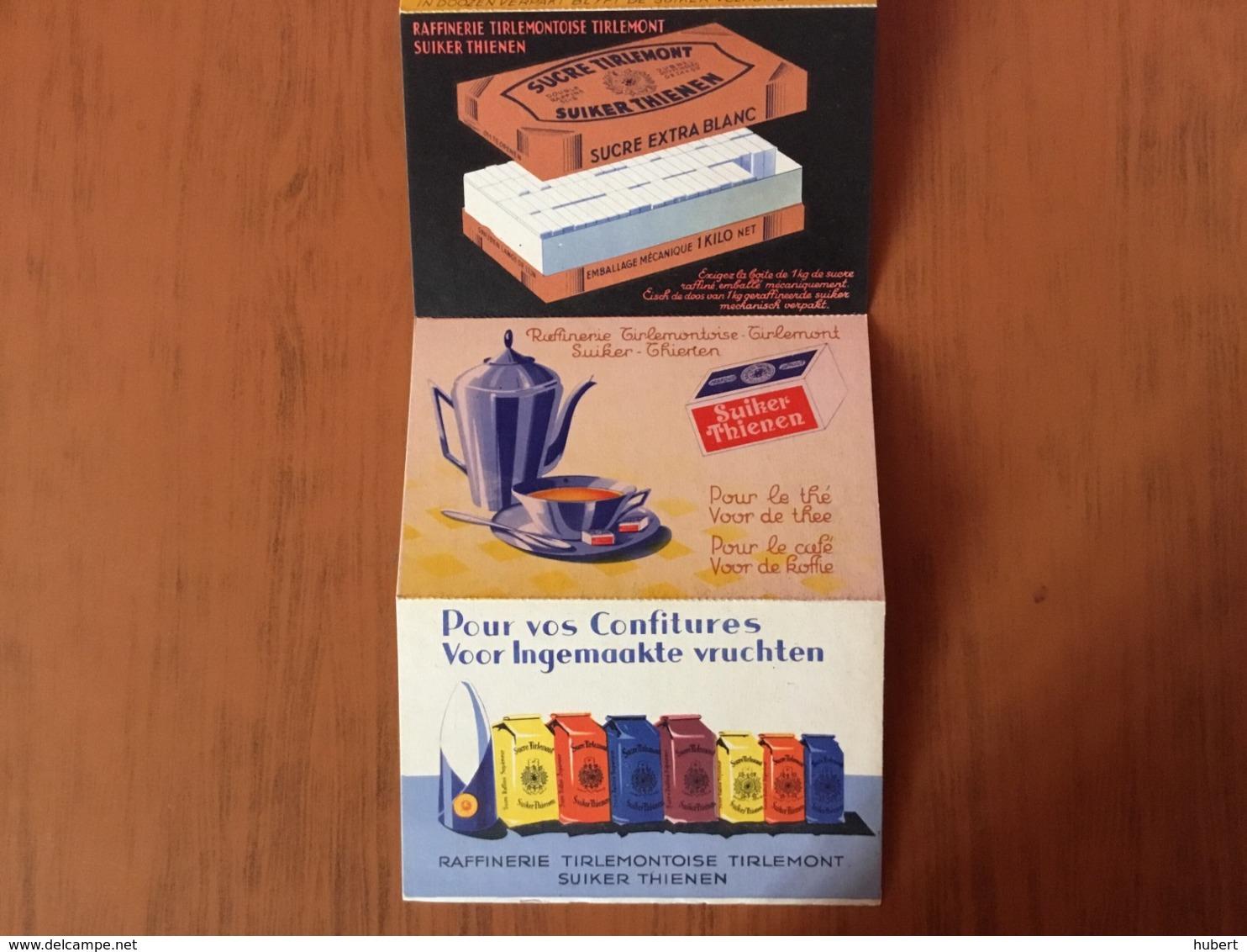 Série Raffinerie Tirlemontoise Pour Expo 1935 - Tienen
