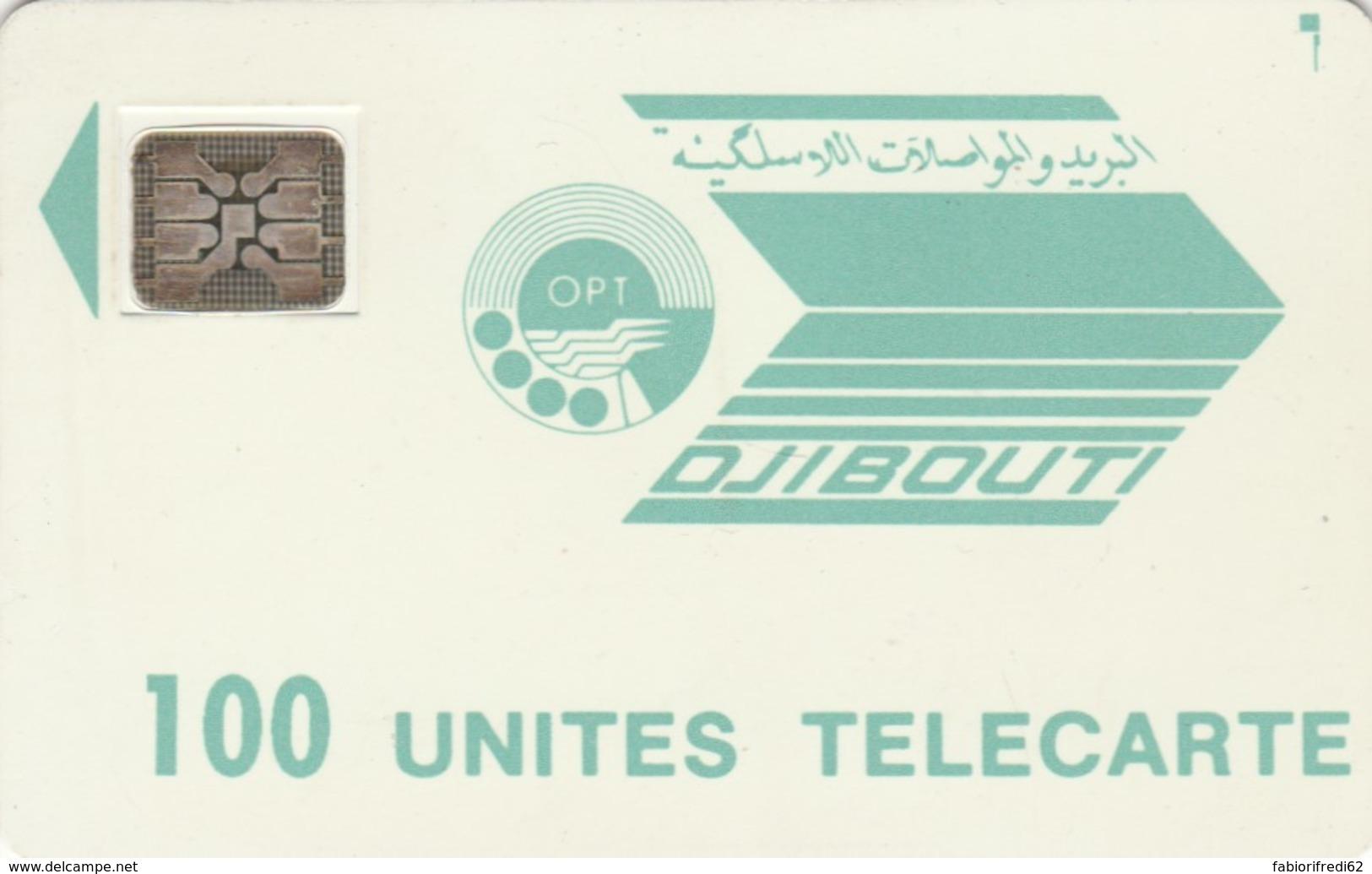 PHONE CARD DJIBUTI (E51.17.4 - Dschibuti