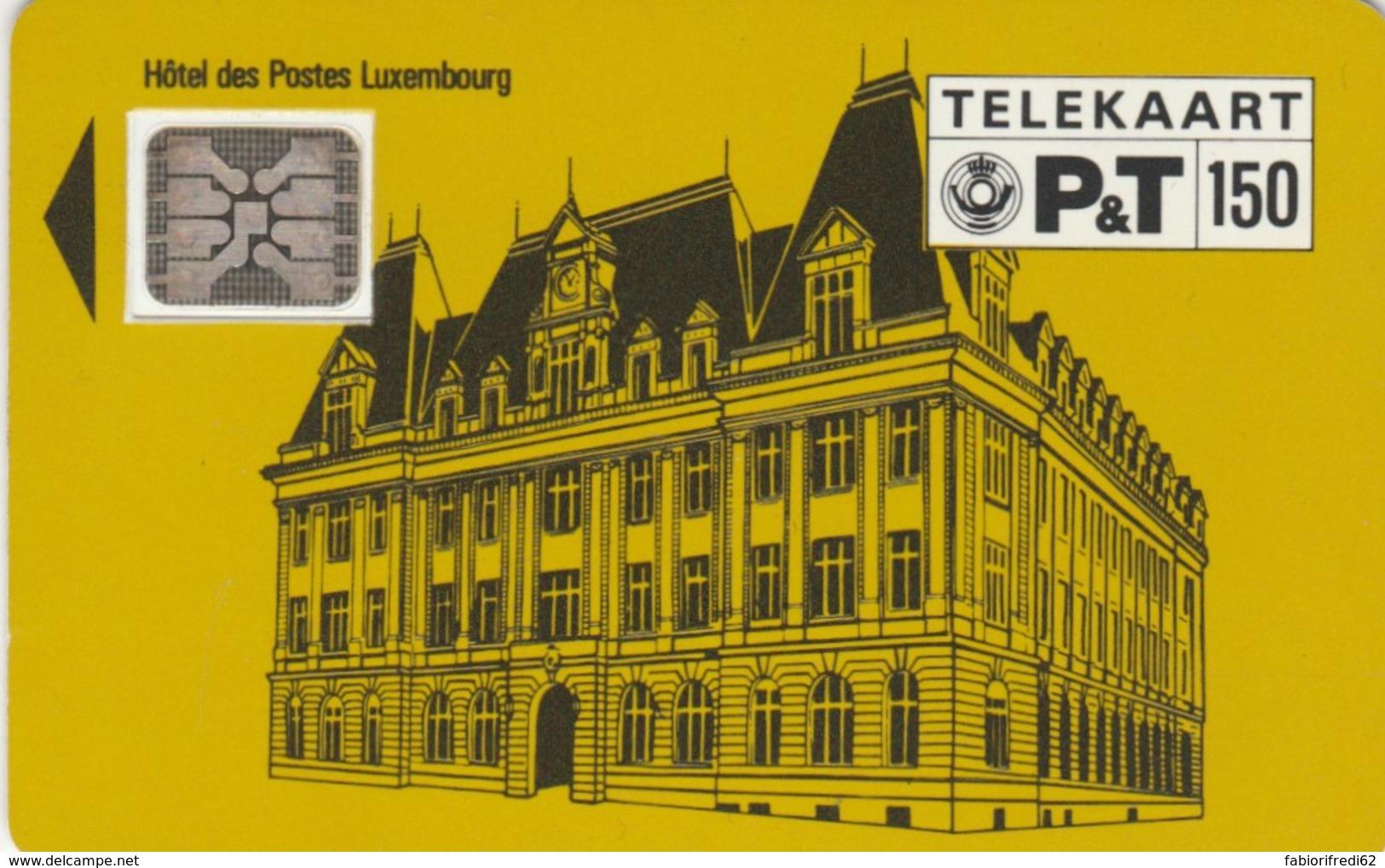 PHONE CARD LUSSEMBURGO (E51.19.4 - Luxemburg
