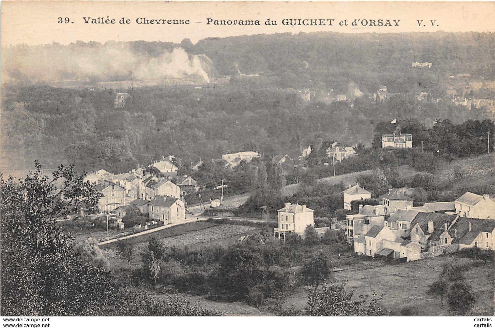 91-GUICHET-ORSAY-N°228-F/0025 - Orsay