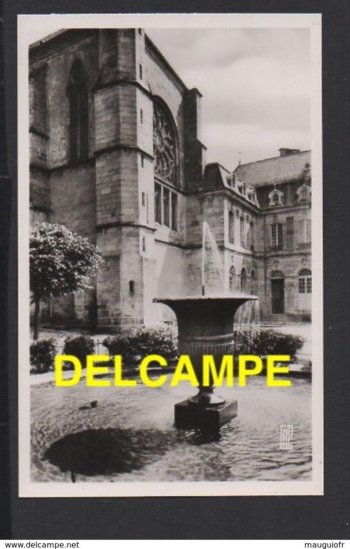 DD / 88 VOSGES / REMIREMONT / EFFET DE LUMIÈRE SUR LE BASSIN DE MESDAMES - Remiremont