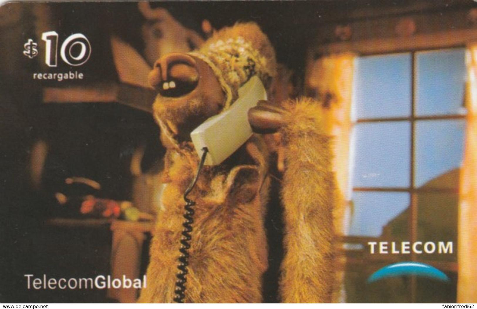 PREPAID PHONE CARD ARGENTINA (PK1916 - Argentina
