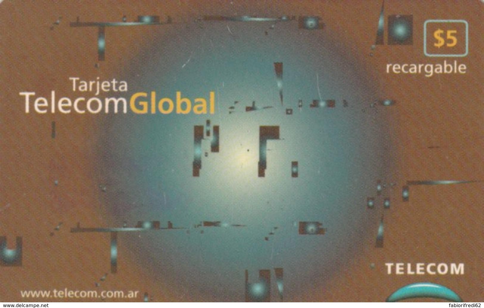 PREPAID PHONE CARD ARGENTINA (PK1920 - Argentinien