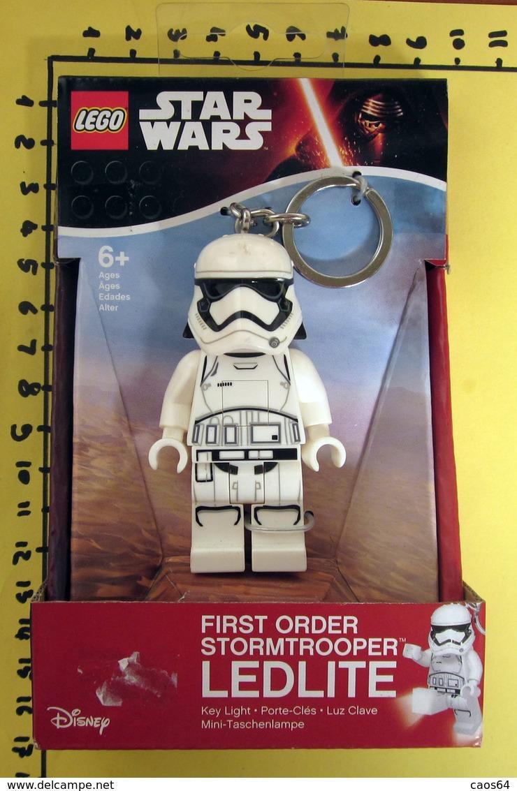 LEGO STAR WARS DISNEY PORTACHIAVI NEW BLISTER LEDLITE - Figures