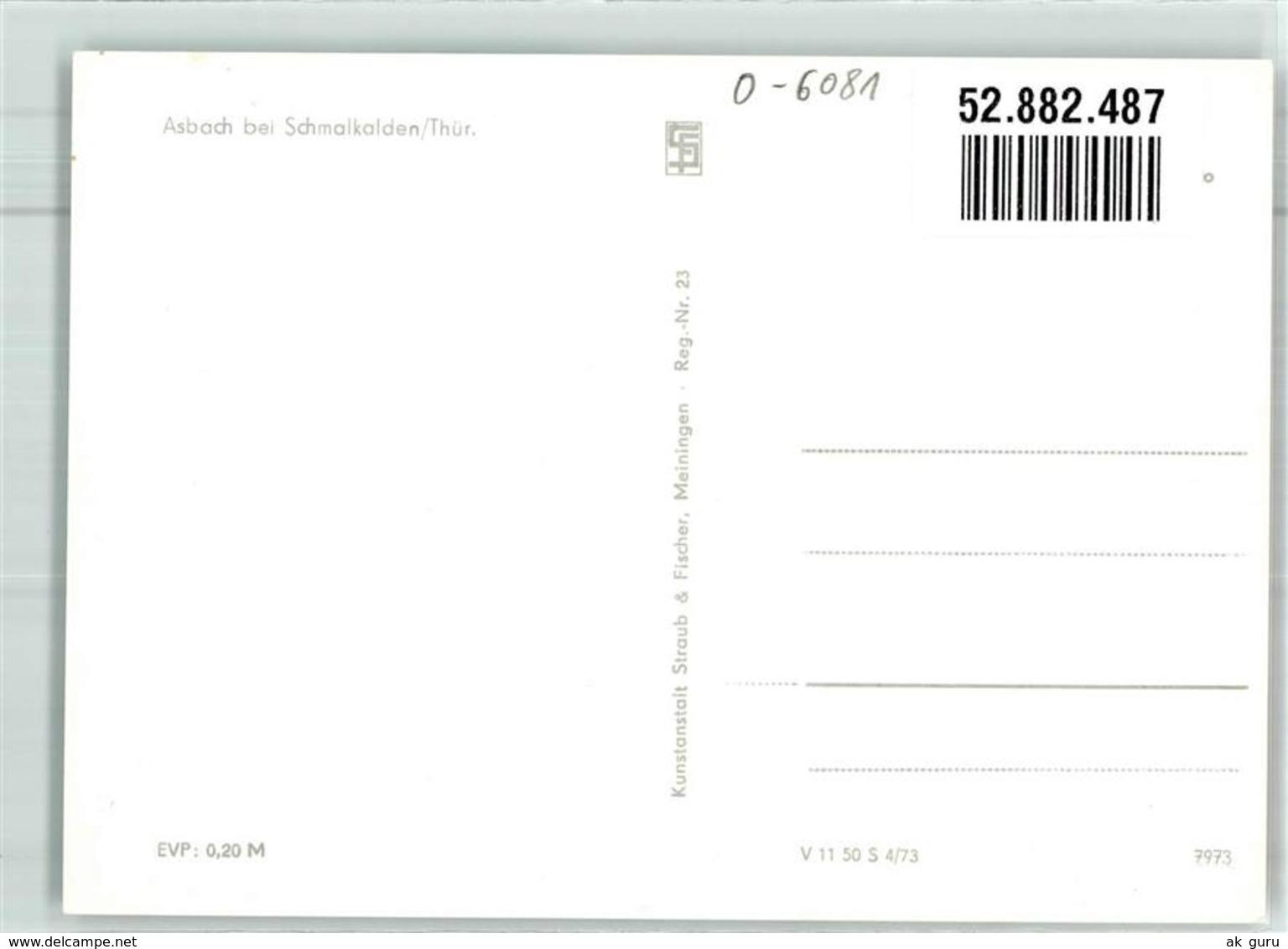 52882487 - Asbach B Schmalkalden - Schmalkalden