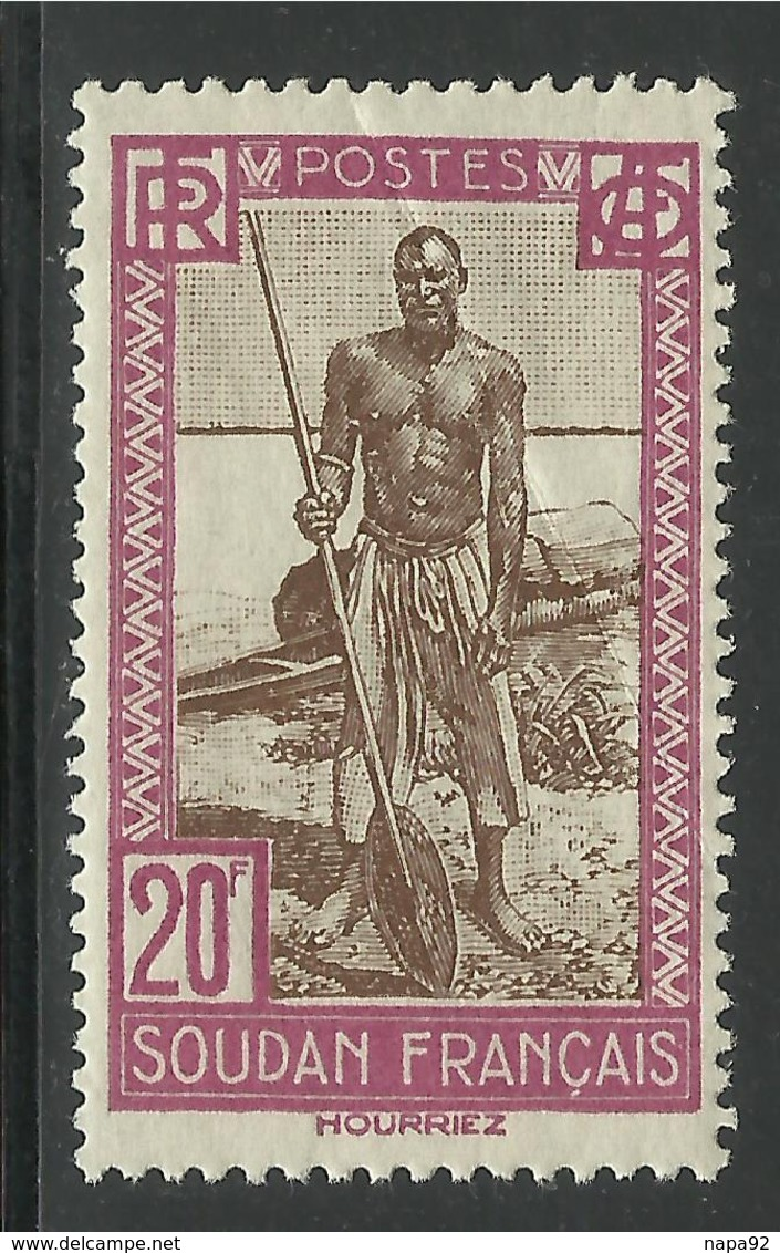 SOUDAN FRANCAIS 1931 YT 88** SANS CHARNIERE NI TRACE - Soudan (1894-1902)