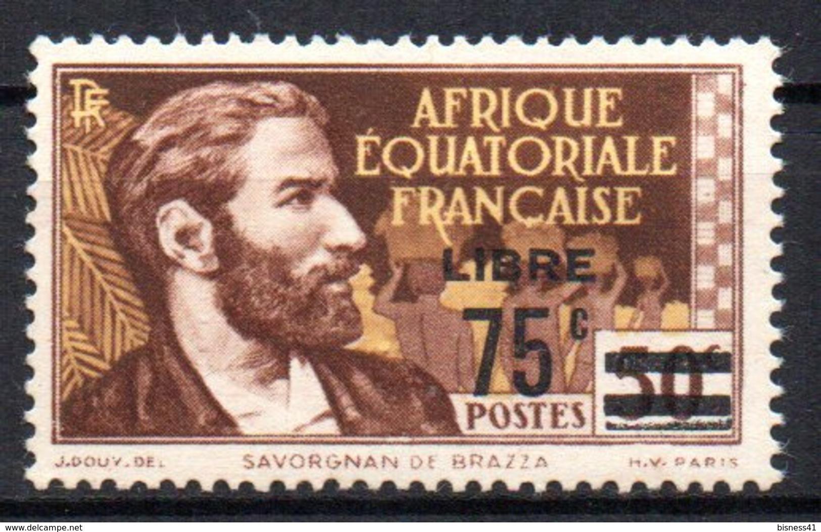 Col17  Colonie AEF Afrique N° 139 Neuf XX MNH Cote 2,00€ - A.E.F. (1936-1958)