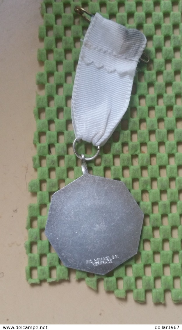 Medaille :Netherlands  -  Euregio -Marche - Mars- Marsch -   Medal - Walking Association - Netherland