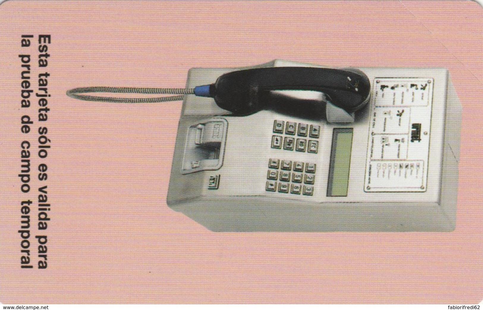 PHONE CARD CUBA -URMET NEW (E52.4.3 - Cuba