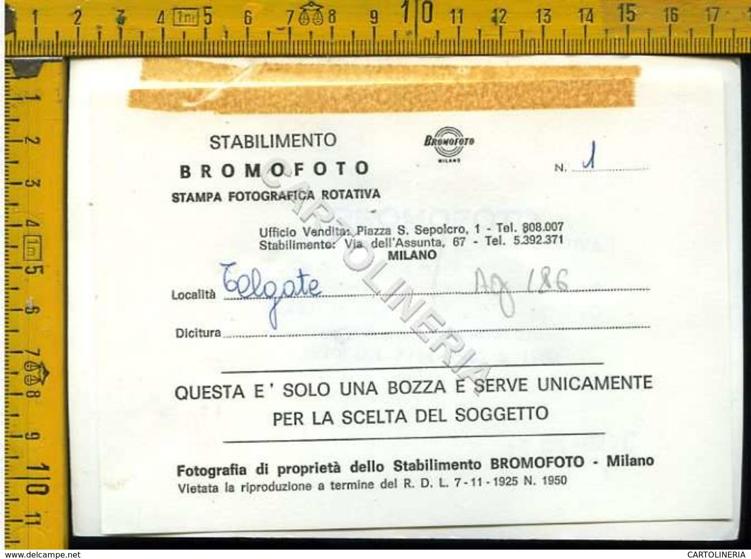 Bergamo Telgate - Bergamo