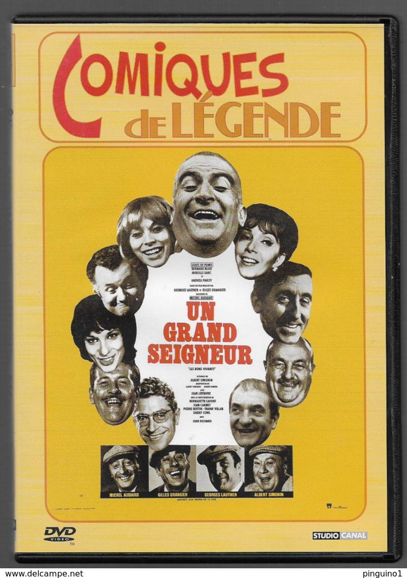 DVD Un Grand Seigneur   Louis De Funès - Comedy