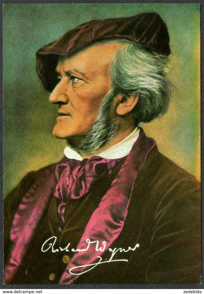 C8621 - Bayreuth - Richard Wagner - Bayreuth