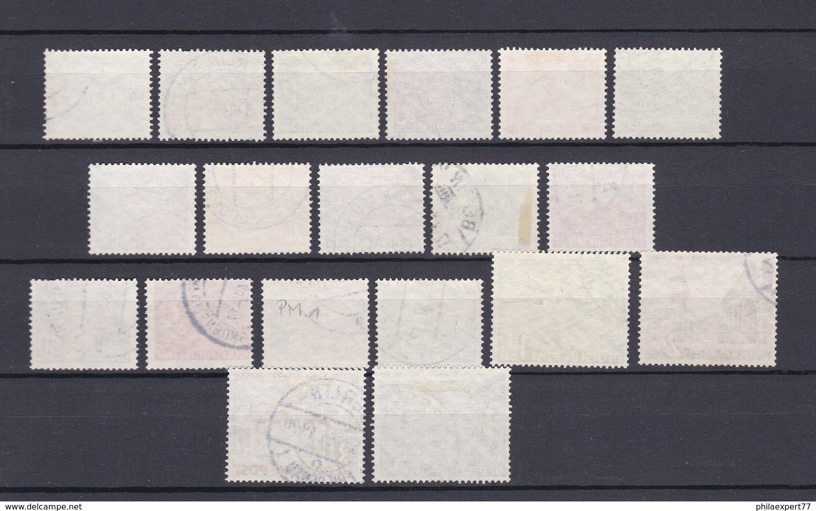 Berlin - 1949 - Michel Nr. 42/60 - Gest. - 50 Euro - Gebraucht