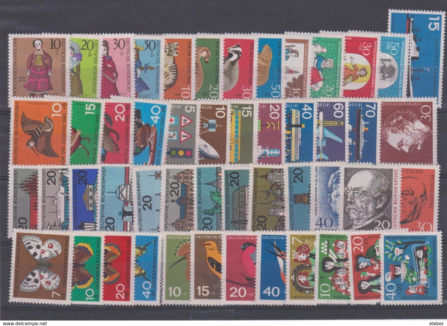 Duitsland Kleine Verzameling **, Mooi Lot K976 - Timbres