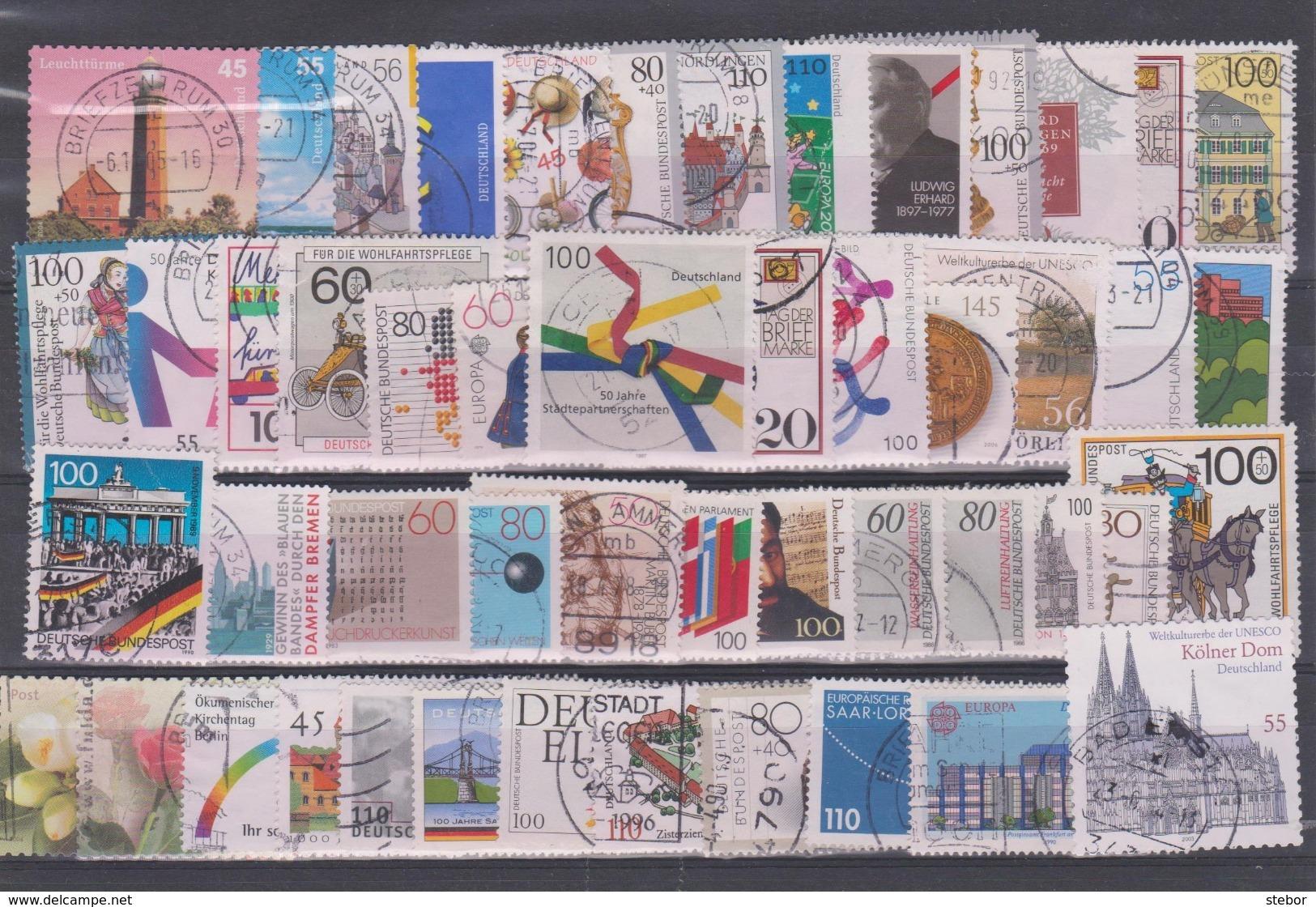 Duitsland Kleine Verzameling G, Mooi Lot K977 - Timbres