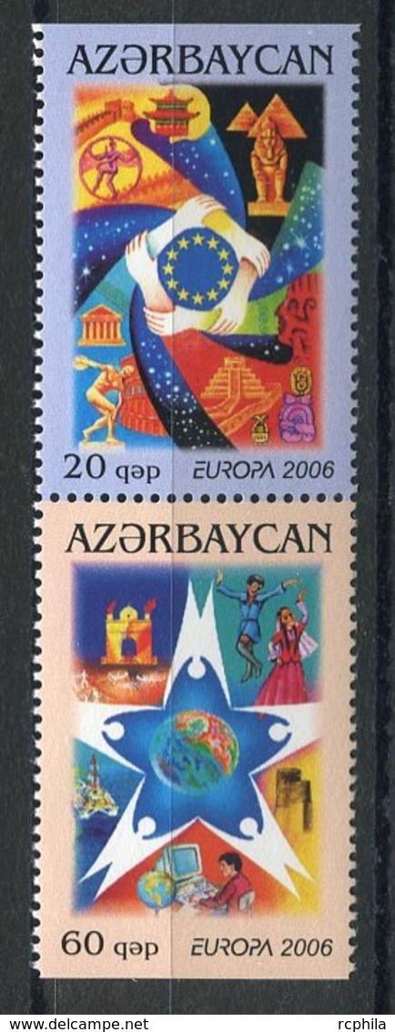 RC 14134 EUROPA 2006 AZERBAIJAN NEUF ** MNH - Europa-CEPT