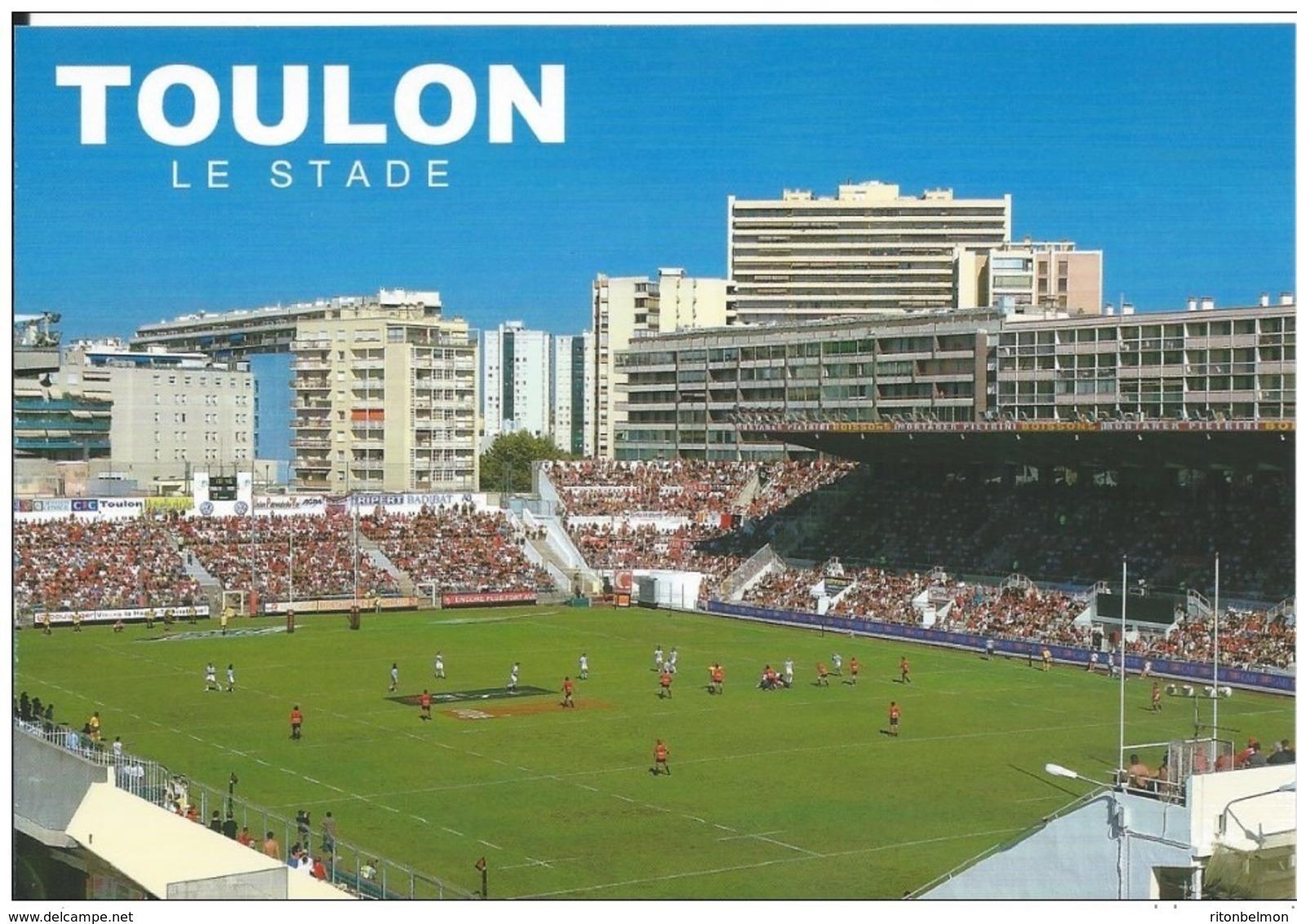 Toulon (83) Var Stade Stadium , Stadio, Stadion, Estadio - Toulon