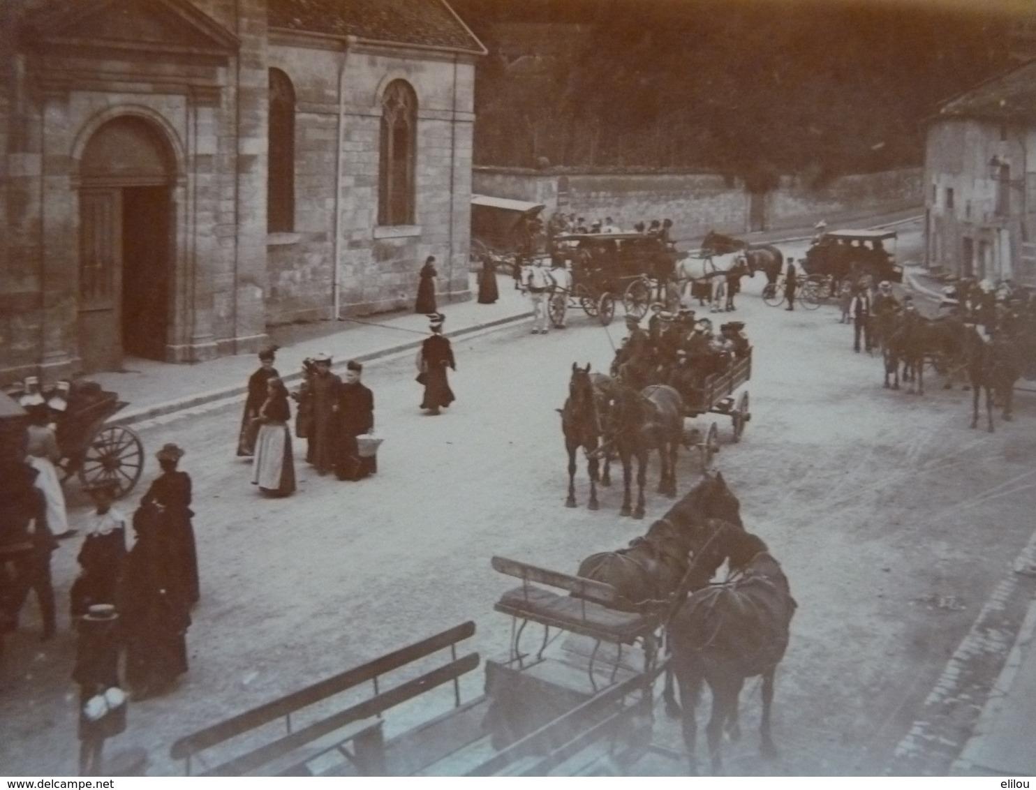 Rare!  Belle Photo Ancienne 1908 Saint Mihiel Meuse 55 ! - Saint Mihiel