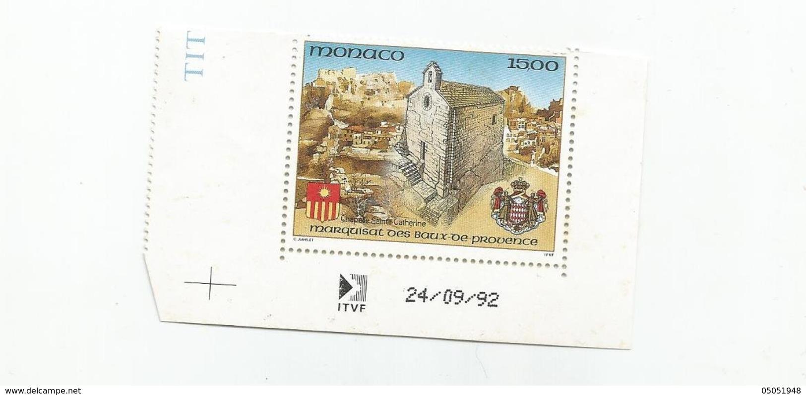 1841 Le Marquisat  Bdf  Luxe     (pag12 I) - Monaco