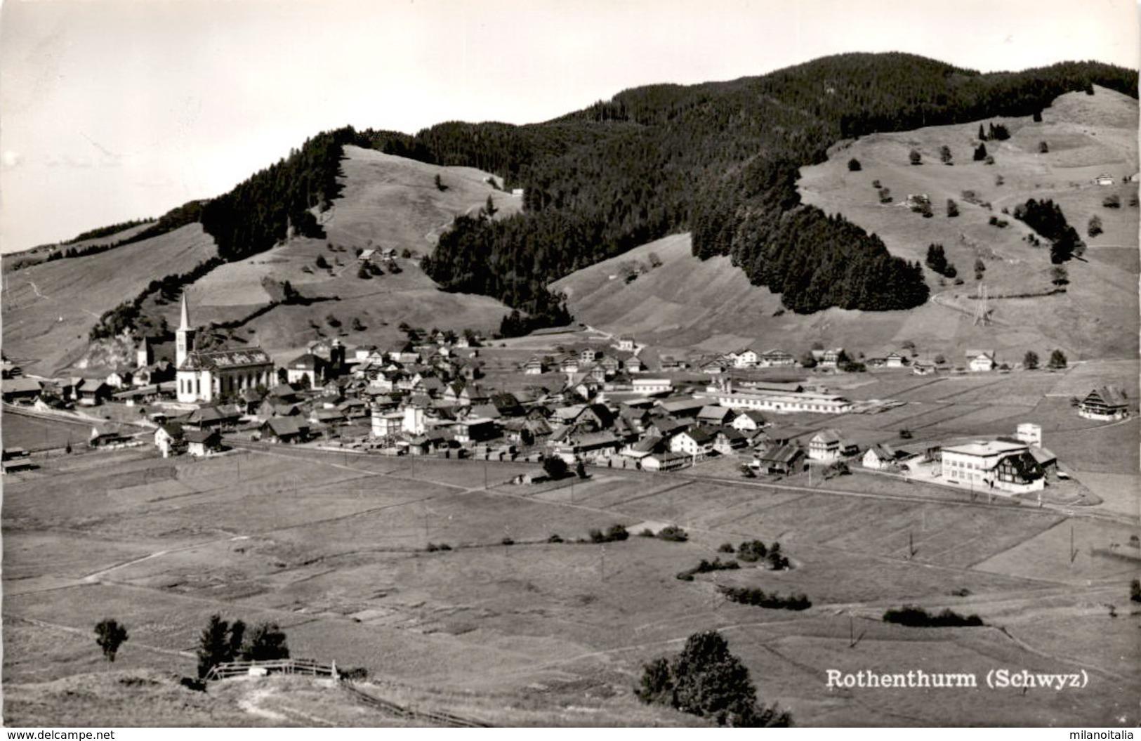 Rothenthurm (Schwyz) (9896) - SZ Schwyz