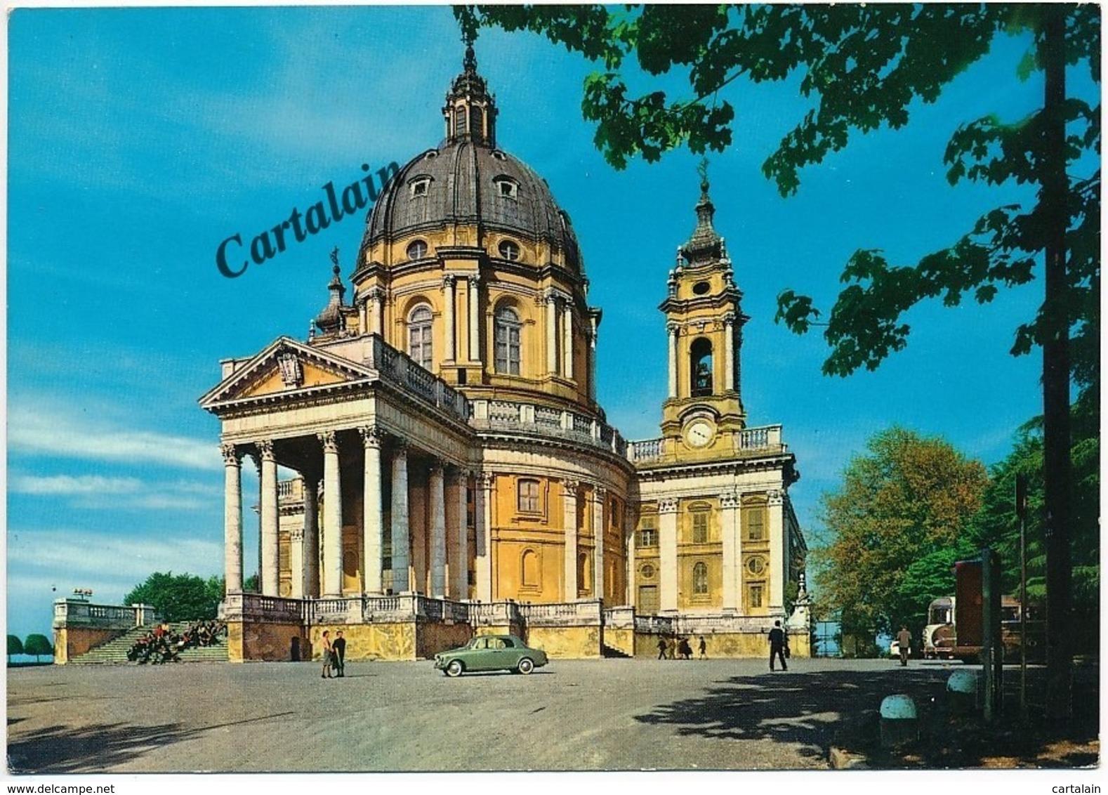Torino - Basilica Di Superga  - CD030 - Churches