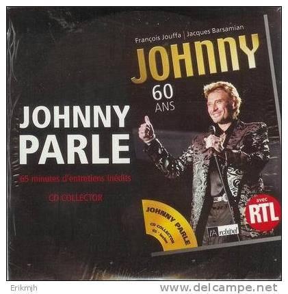 CD Interview De Johnny HALLYDAY - Musique & Instruments
