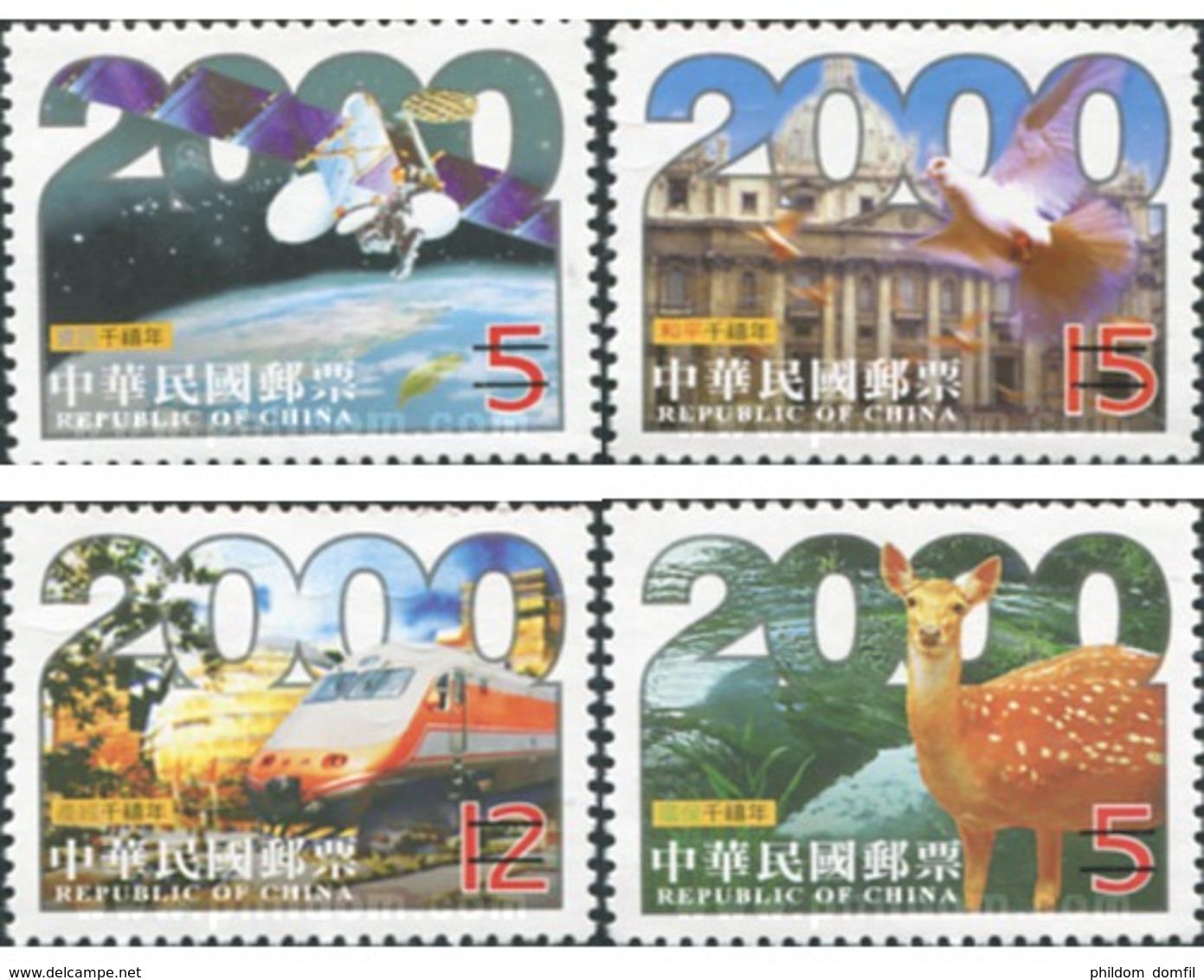 Ref. 575727 * MNH * - FORMOSA. 1999. MILLENNIUM . MILENIO - 1945-... Republik China