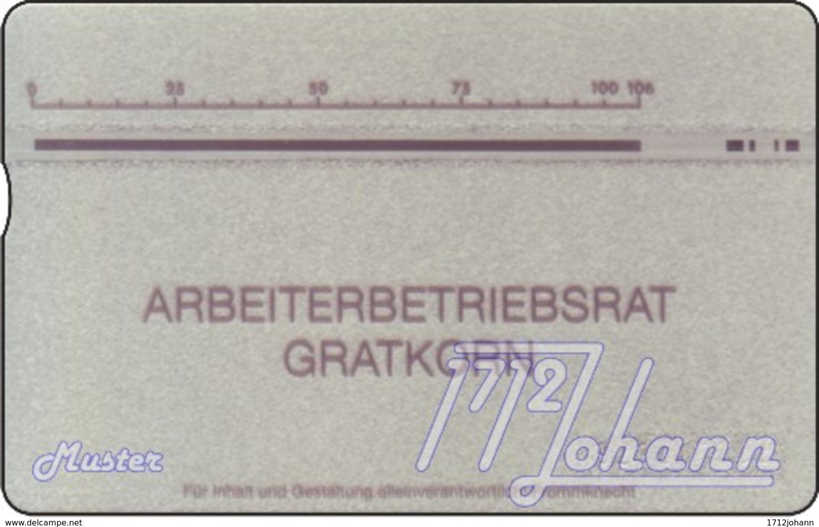 """TWK Österreich Privat: """"Triple Star - Arb.BR"""" Gebr. - Oesterreich"""