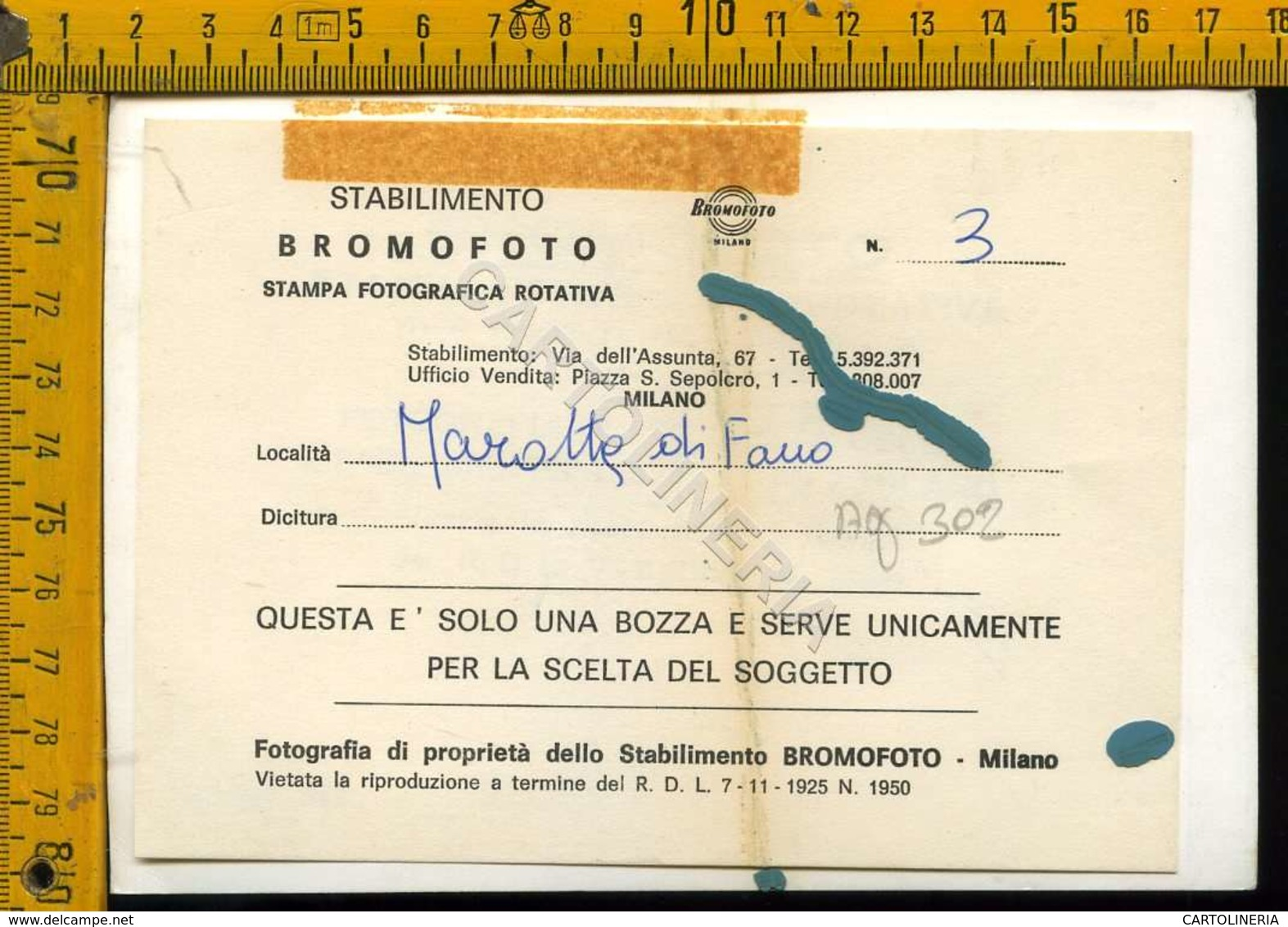 Pesaro Fano Marotta - Fano