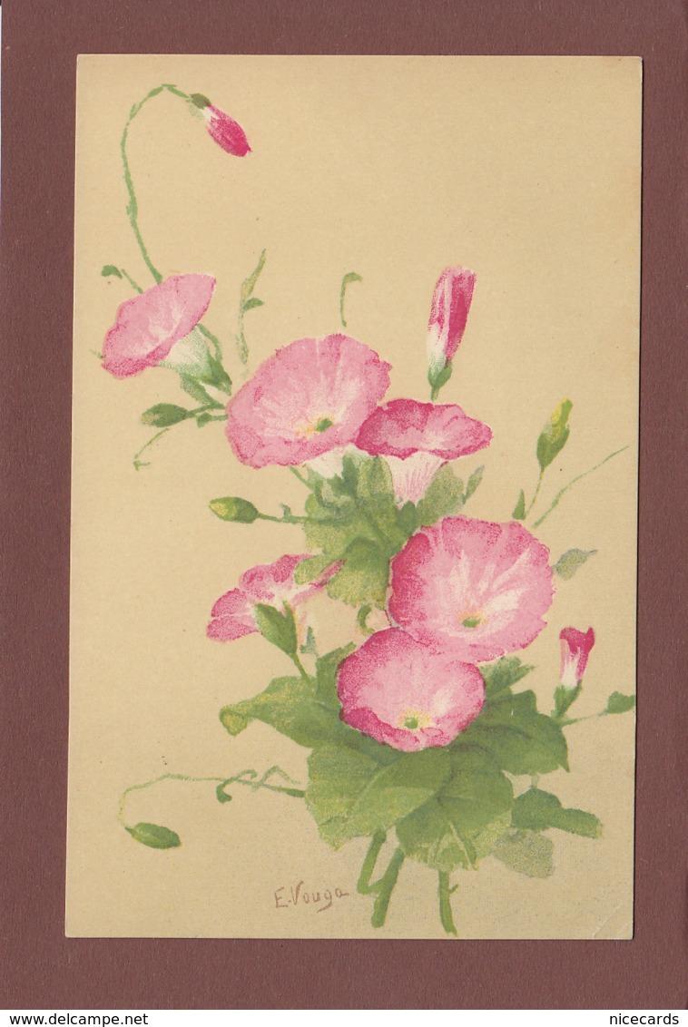 De Belles FLEURS - E. Vouga - Fleurs, Plantes & Arbres