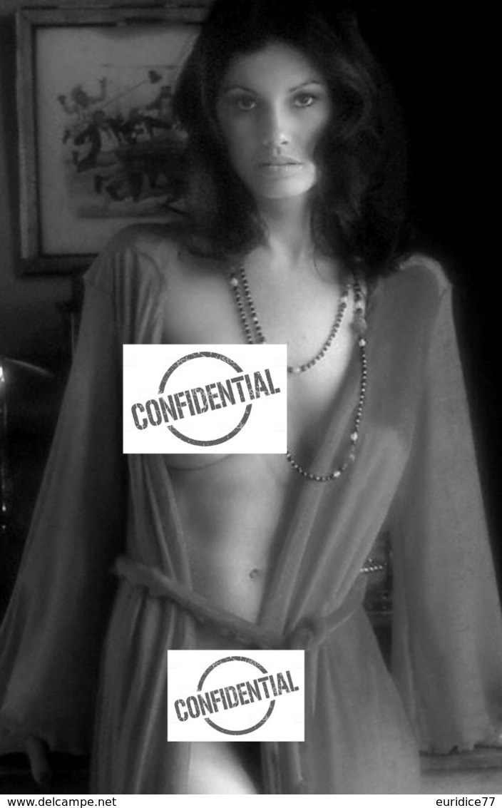POSTCARD PHOTO PLAYMATE 1975 - Belleza Feminina (1941-1960)
