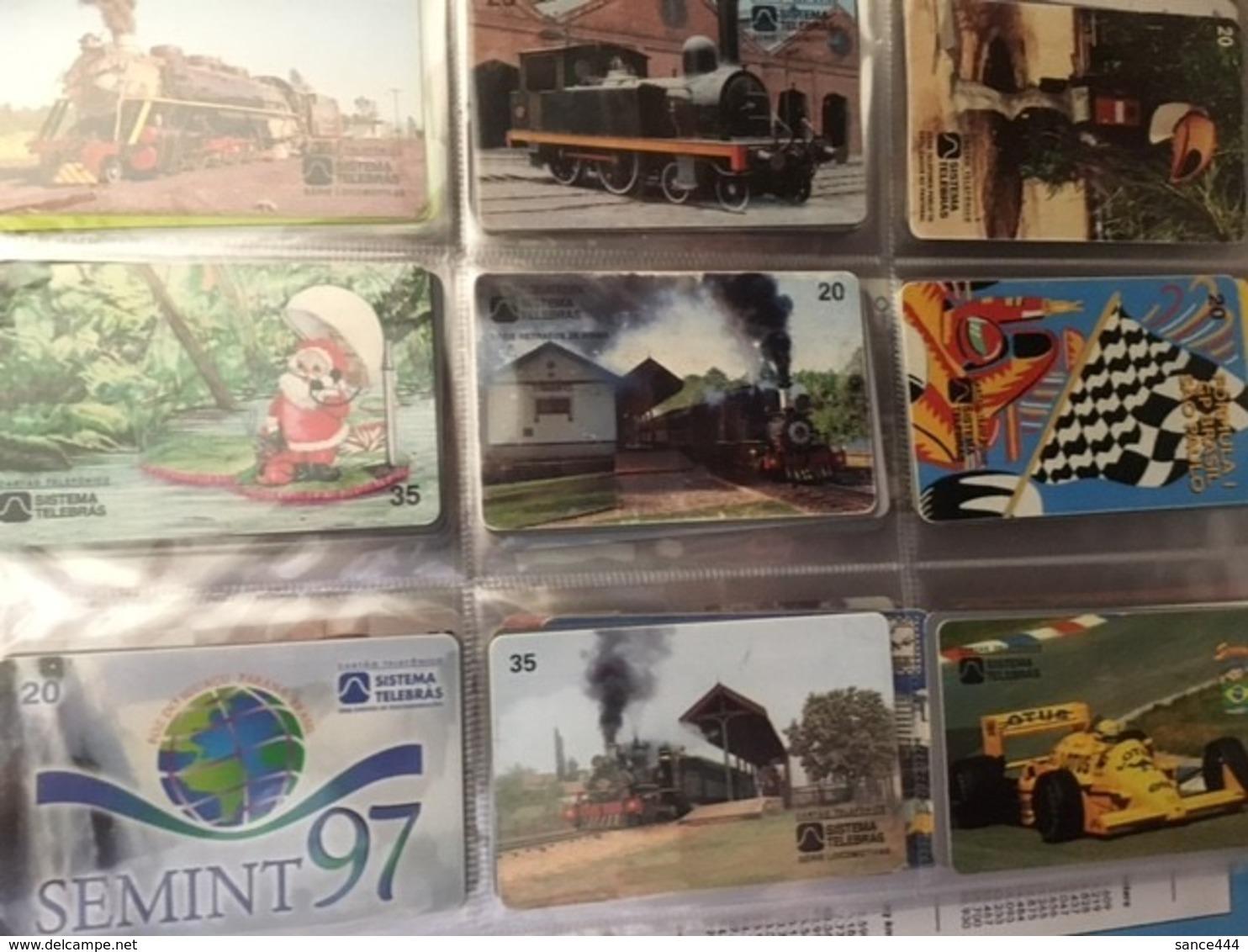 Beautiful Used Phonecards (#2) - Altri – America