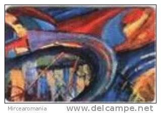 = LUXEMBOURG  -  Art Contemporain Marianne Seyler    =  10 - Luxemburg