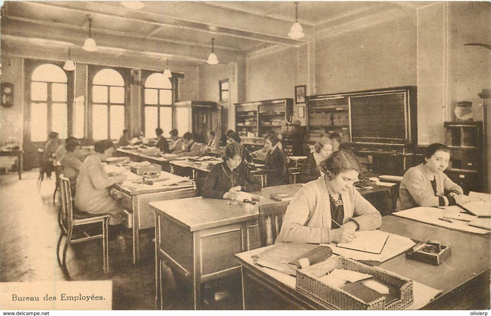Belgique - Anvers - Chocolat Martougin - Bureau Des Employés - Antwerpen