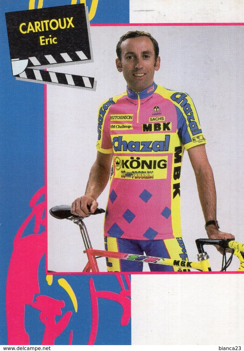 7239 CP Cyclisme Eric Caritoux - Cyclisme