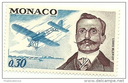 1972 - Monaco 910 Louis Bleriot - Celebrità